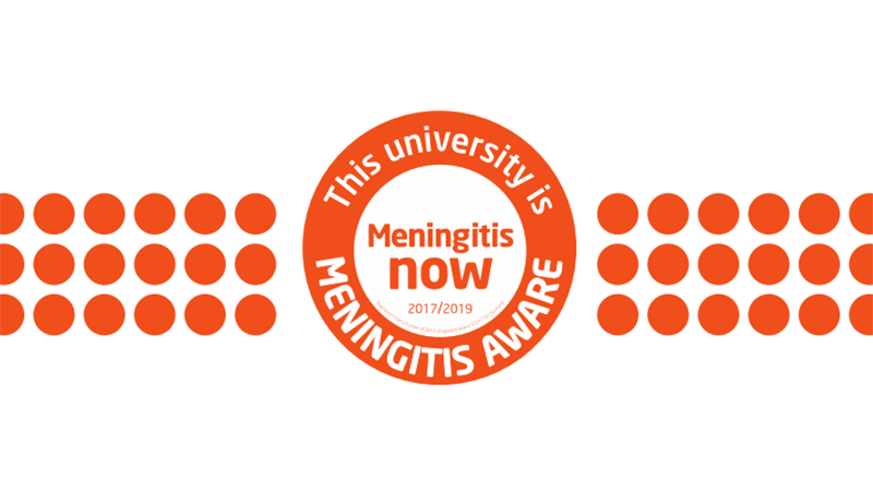 Oxford Brookes amongst first universities to receive Meningitis Aware Recognition Mark