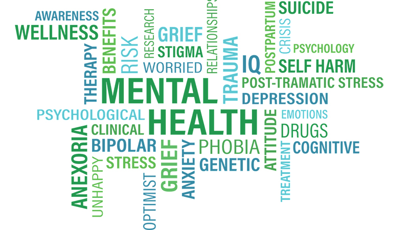 Oxford Brookes research into mental health in the workplace