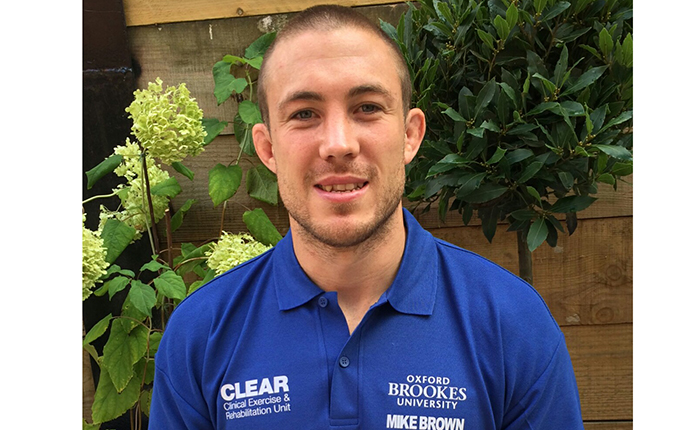 Six Nations star Mike Brown fundraises for CLEAR Unit