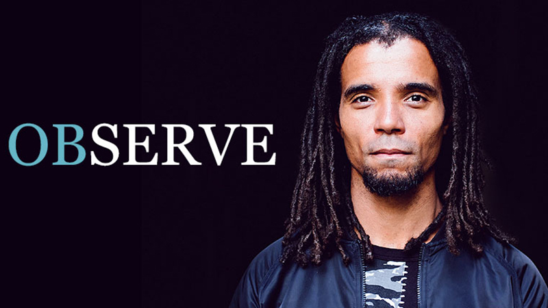 Read the new issue of University magazine Observe featuring Akala, Film 4's Daniel Battsek and much more