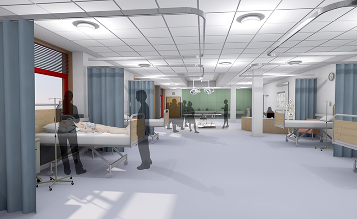 Operating Theatre CGI