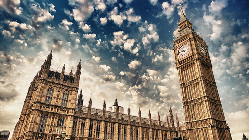 Brookes scientist visits politicians in Westminster