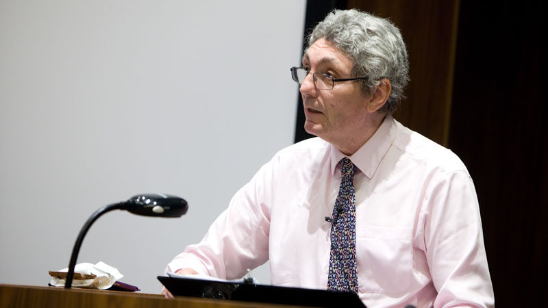 Vicar of Dibley co-writer Paul Mayhew Archer gives Founders' Day lecture