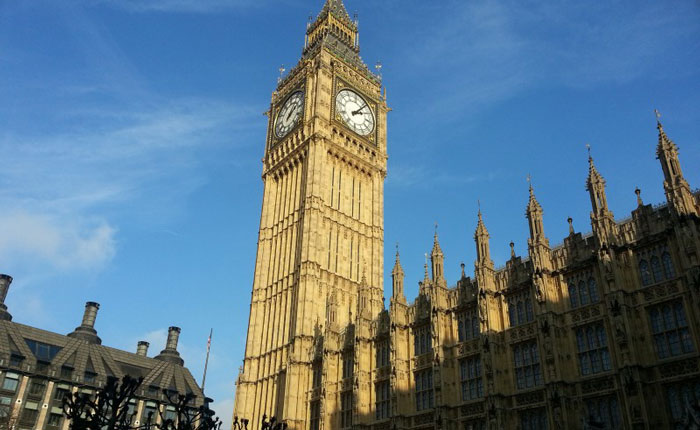 Students present research to top politicians in Westminster