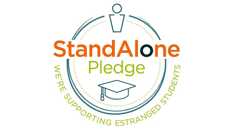 Oxford Brookes commits to Stand Alone Pledge
