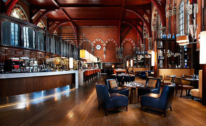 The St Pancras Renaissance Hotel, London