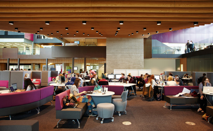 John Henry Brookes Building's contribution to student experience recognised with award