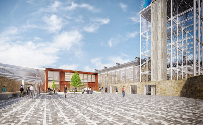 Contractor announced for UTC Swindon