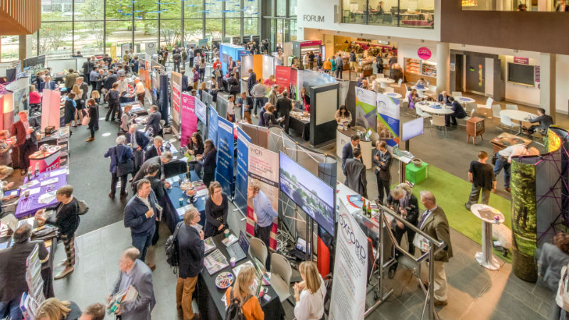 Research and teaching excellence on display at Venturefest