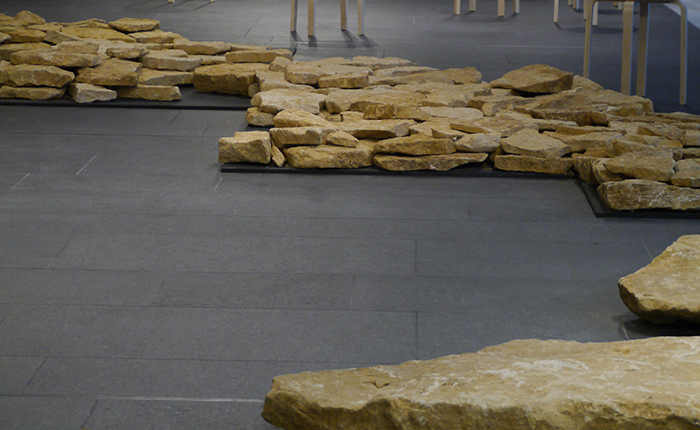 Ways Through Stone exhibition comes to the Glass Tank