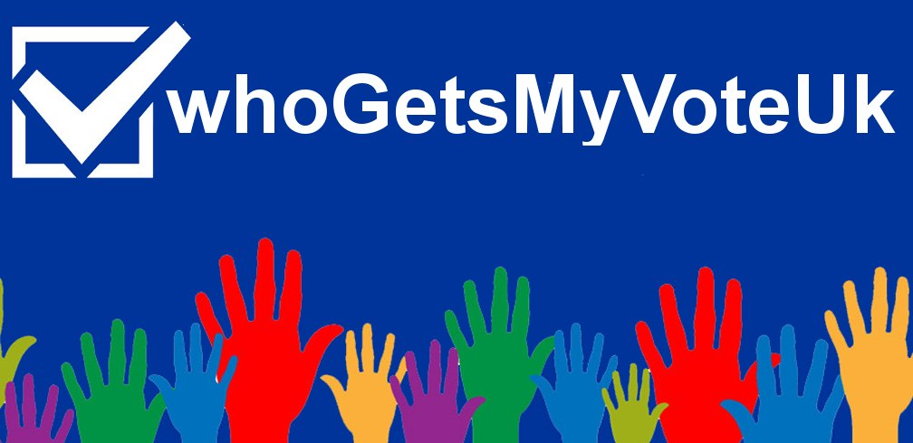 WhoGetsMyVoteUK: An online tool can help you decide how to vote in a general election