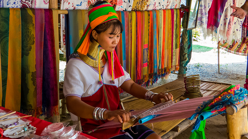 The impact of COVID-19 on women entrepreneurs in Thailand's Hill Tribes