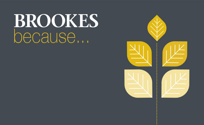 Brookes because launches with special thank-you event