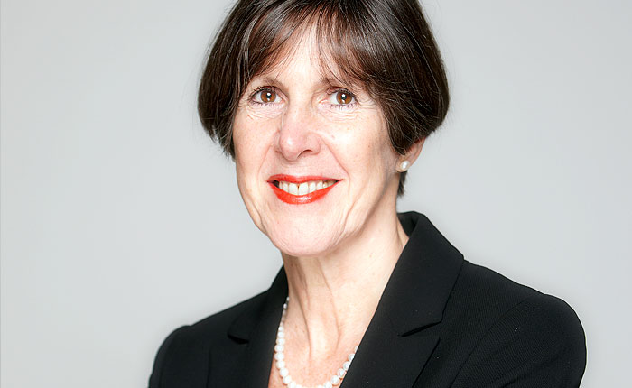 Vice-Chancellor Professor Janet Beer