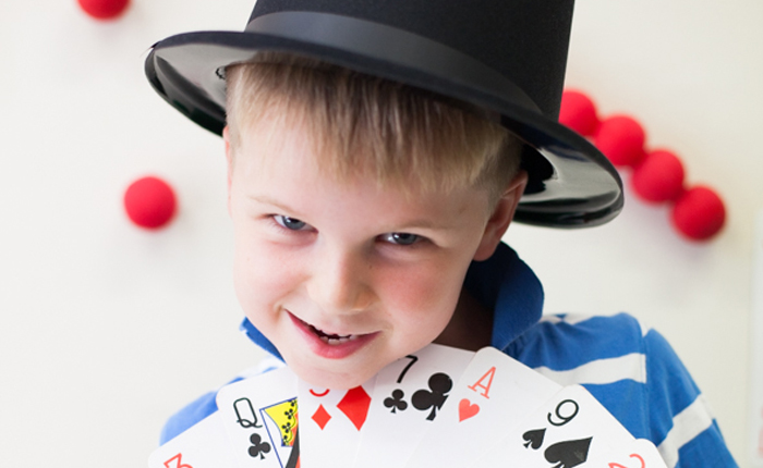 Ground-breaking Magic Camp scheme helps children's motor skills