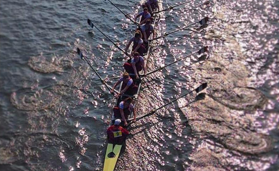 Oxford Brookes A crew