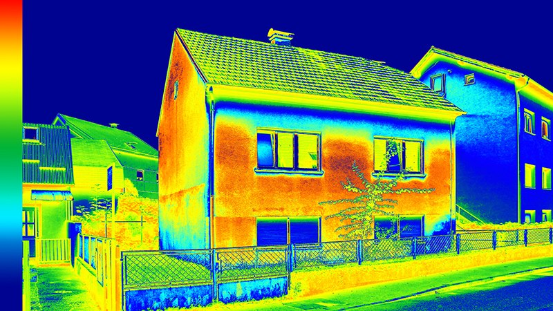 House Heat Map Shutterstock