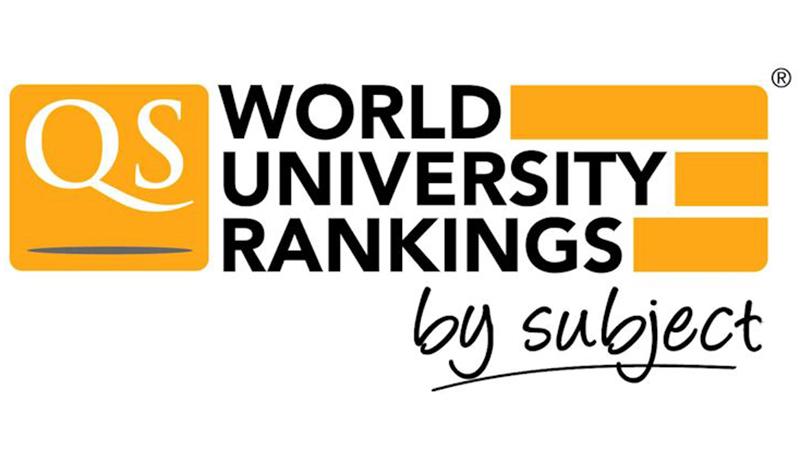 QS World Subject Ranking 2017