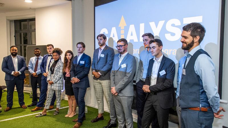 Brookes Entrepreneur scoops £2,500 investment at Catalyst Demo Day