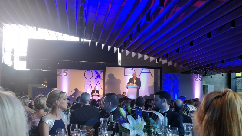 Oxfordshire Business Awards 2019