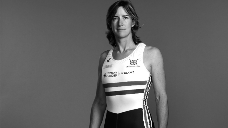 Katherine Grainger - is confidence born, bred or bluffed?