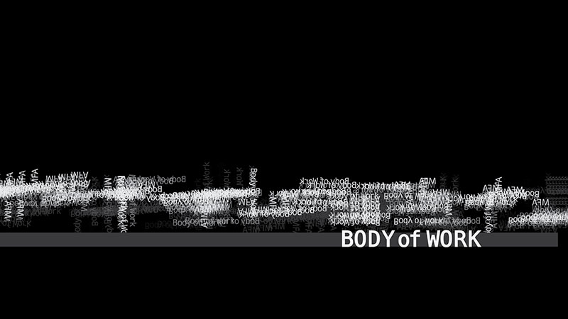 Body of Work: MFA End of Year Show v2