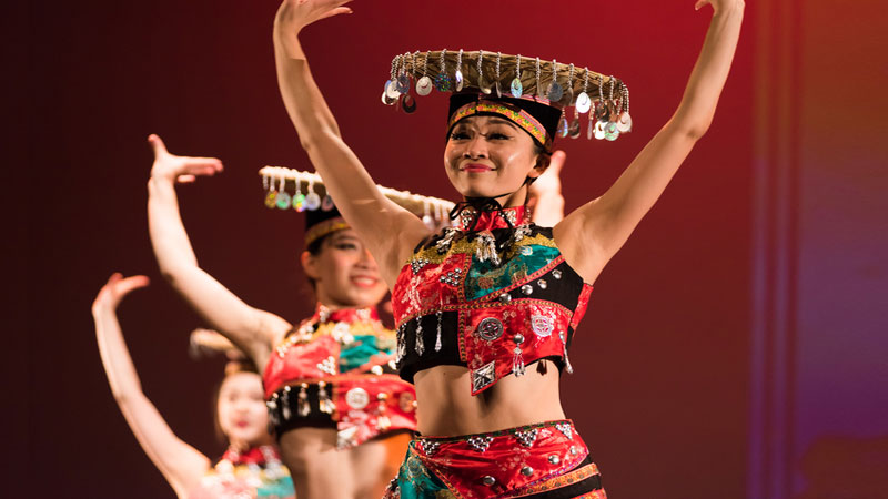 Traditional Chinese Dance Workshop