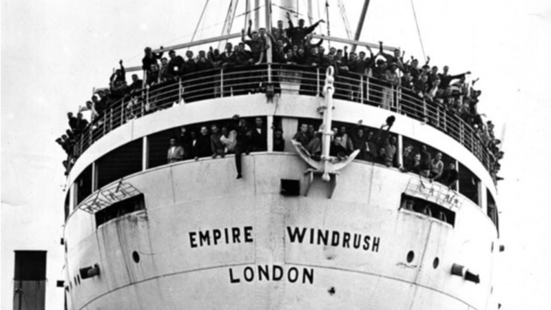 Welcome Home: Narratives of Arrival from the Windrush generation