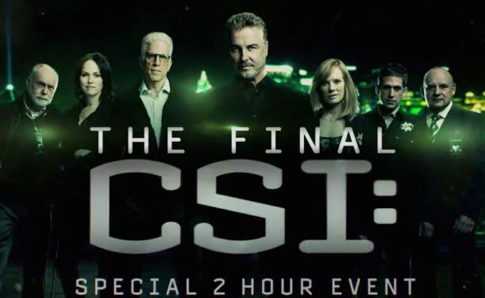 The End of an Era? 15 Years of CSI: Crime Scene Investigation and Forensic TV