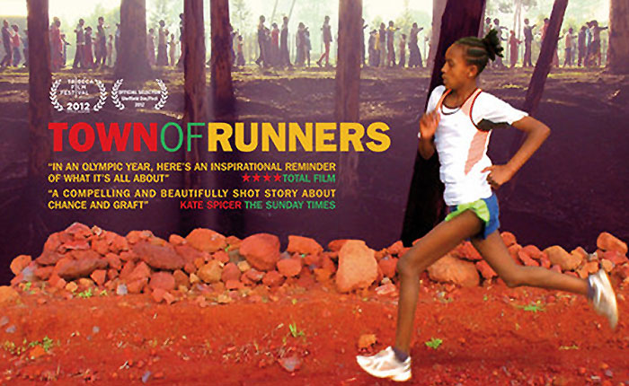 Oxford Brookes Documentary Club: Town of Runners