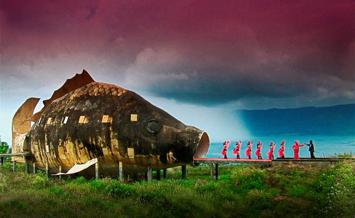 Oxford Brookes Documentary Club: The Act of Killing
