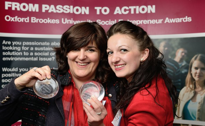 Oxford Brookes Social Entrepreneurship Awards Launch Event 2015-16