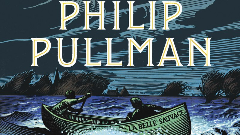 PHILIP PULLMAN IN CONVERSATION: La Belle Sauvage