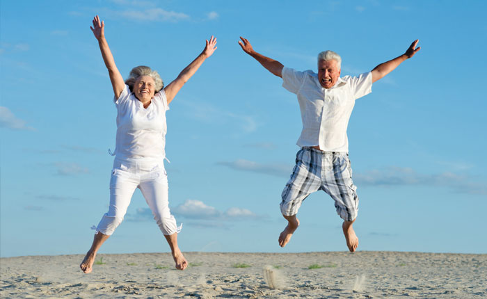Sod 70! The guide to living well in middle age and beyond