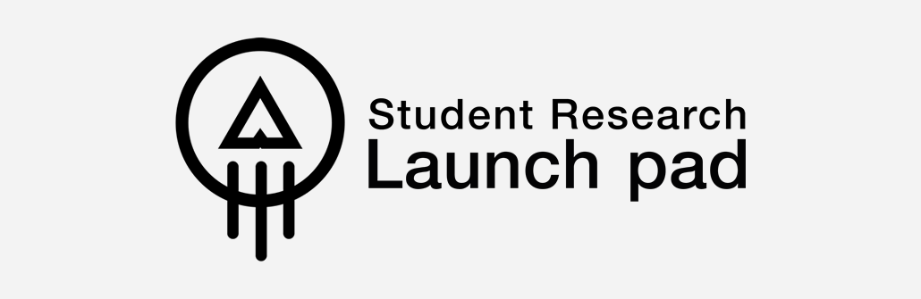 The Student Research Launch Pad logo