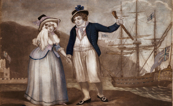 Emotional Lives, Intimacy, and Identity in 18th and 19th Century England