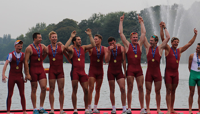 Rowing success continues for Brookes