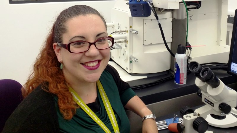 Oxford Brookes Biologist wins national Science Communication Award