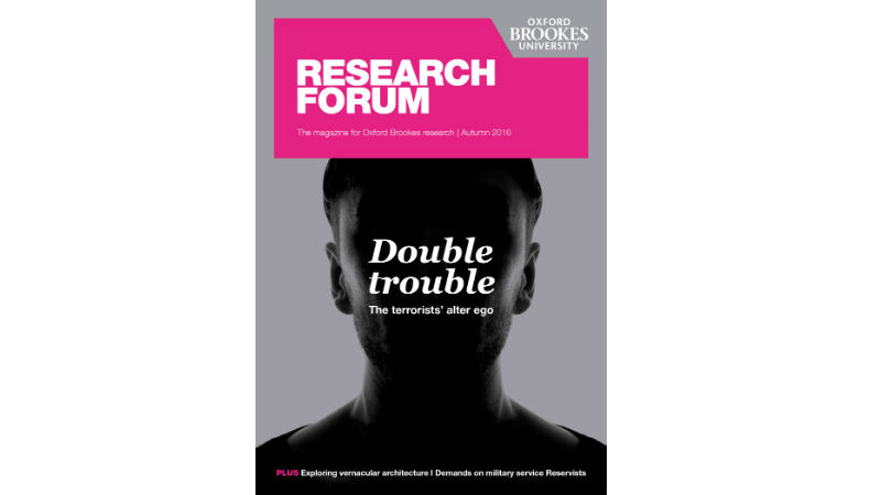 Latest edition of Research Forum magazine out now