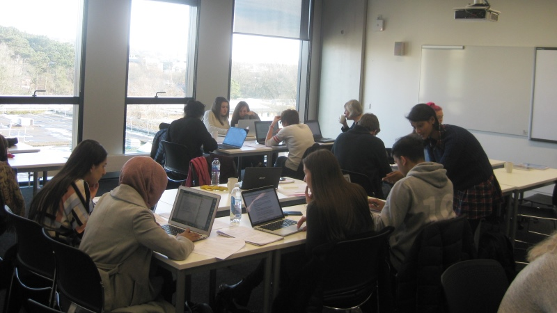 School of Law hold hackathon in aid of Lawyers Against Poverty