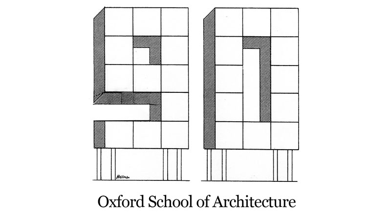 Architecture students and alumni celebrate 90 years of The