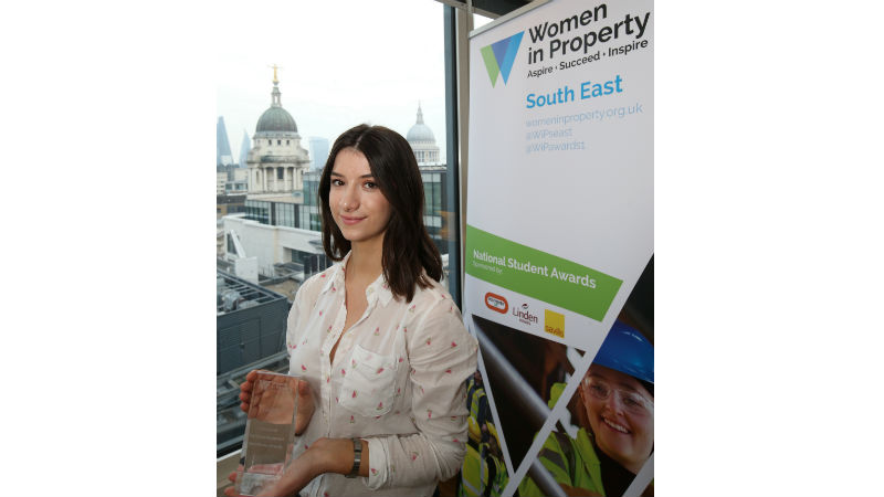 Oxford Brookes student to represent South East at Women in Property national awards final
