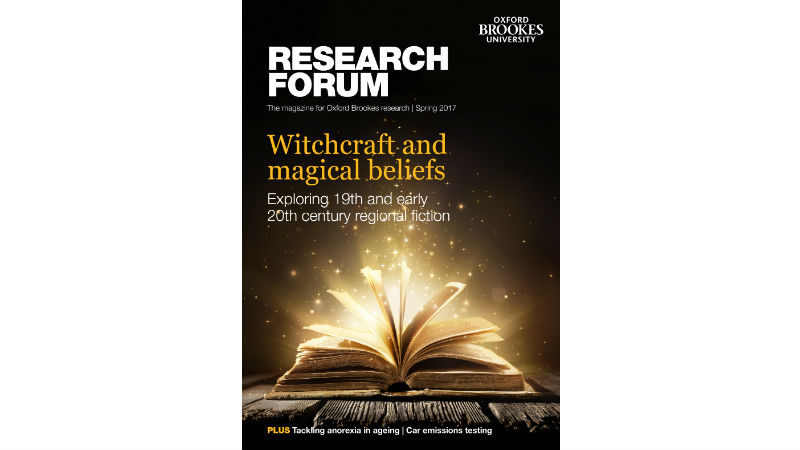 Catch up with Research Forum magazine