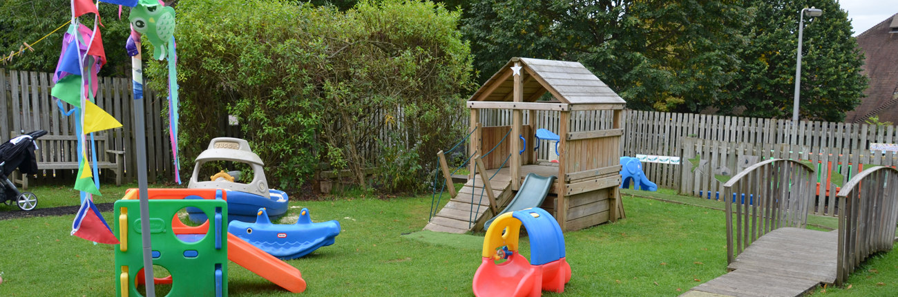 Nursery slide and garden (web optimised)