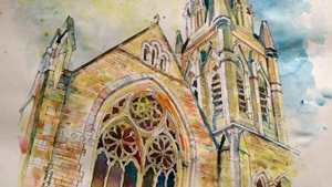 Introduction to Urban Sketching Workshop: Ink and Watercolour